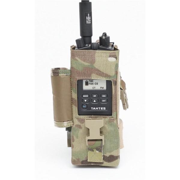 Warrior Assault Systems MBITR Radio Pouch Gen. 1