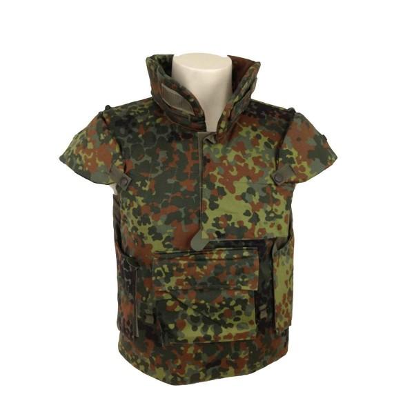 Bundeswehr Splitterschutzweste neuwertig