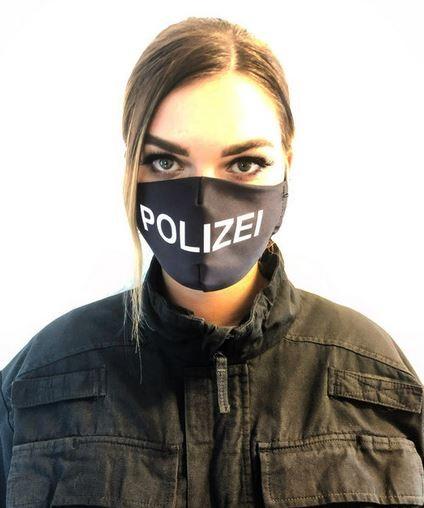 Ventum Gear Mund / Nase Bedeckung Maske Polizei