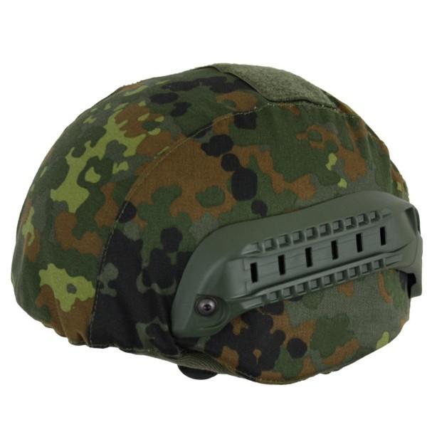 BP Helmbezug für Gefechtshelm Gunfighter für Rail Montage