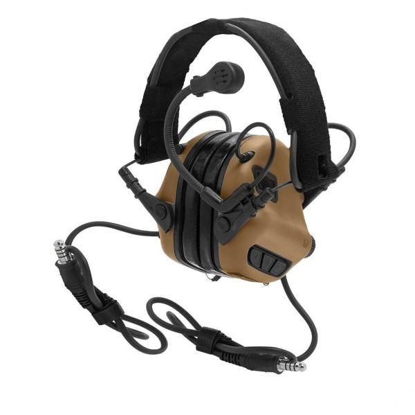 Earmor Aktiver Gehörschutz M32 Mark3 Dual Com