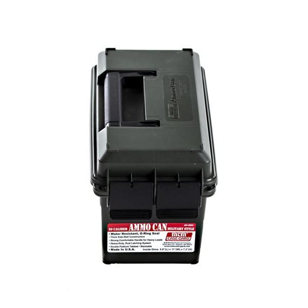 Munitionsbox mit Scharnier, Kunststoff Ammo Can