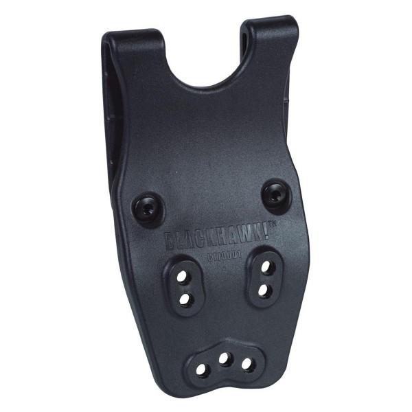 Blackhawk SERPA Jacket Slot Duty Belt Loop, Schwarz