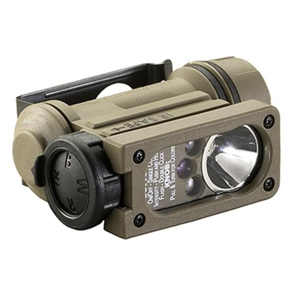 Streamlight Sidewinder Compact II Military LED Flashlight
