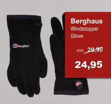 Berghaus Windy Stopper Kälteschutzhandschuh Glove