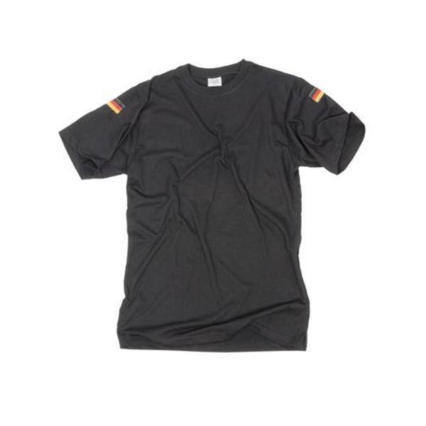 T-Shirt mit Nationalitätsabzeichen