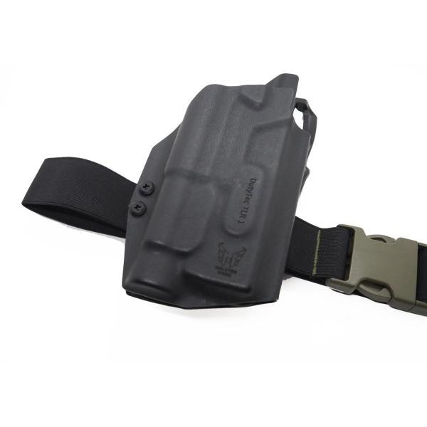 Holsterwerk Duty Tec Holster Glock 17