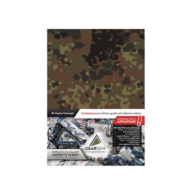 Gearskin Compact (30x30 cm) Tarnfolie