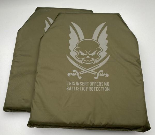 Warrior Assault Systems Dummy Plates