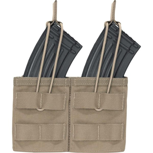 Warrior Assault Systems Double Open Mag Pouch AK47/74