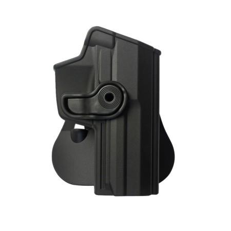IMI Defense Retention Paddle Holster Level 2 for Heckler & Koch USP 45 Full Size