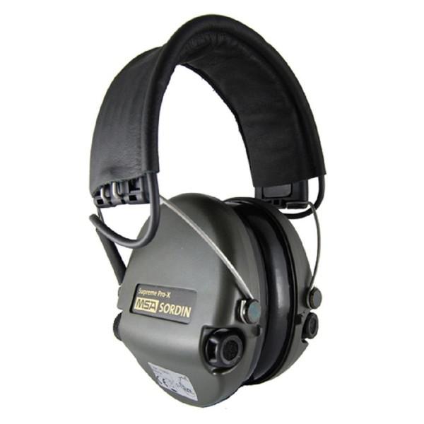 Sordin Supreme Pro X Aktiver Gehörschutz