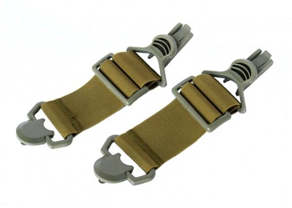 UaRms Tactical Goggles Attachement Set