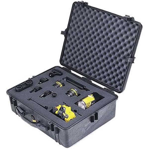 PELI Box 1600 schwarz