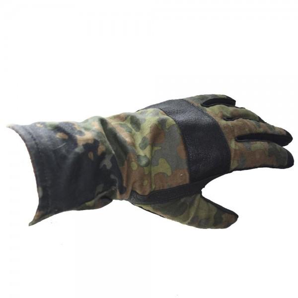 Kampfhandschuhe Standard 5 Farb Tarndruck