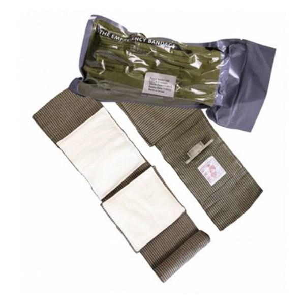First Care Emergency Bandage 15cm x 4,5m mit Sliding Mobile Pad