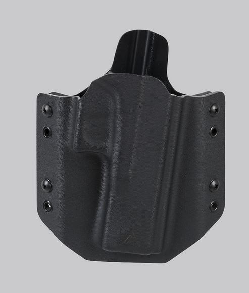 Direct Action G17 OWB No Light Holster (Straight Loops)