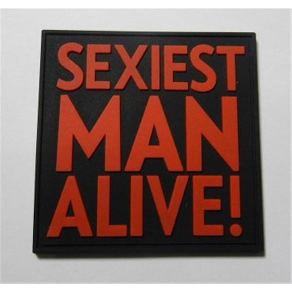 JTG - Sexiest Man Alive! Patch