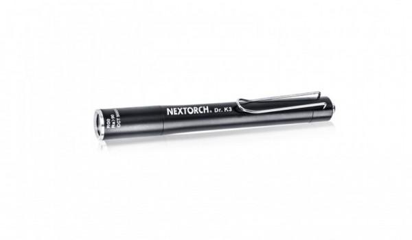 Nextorch DrK3 5000K 950lx LED Taschenlampe