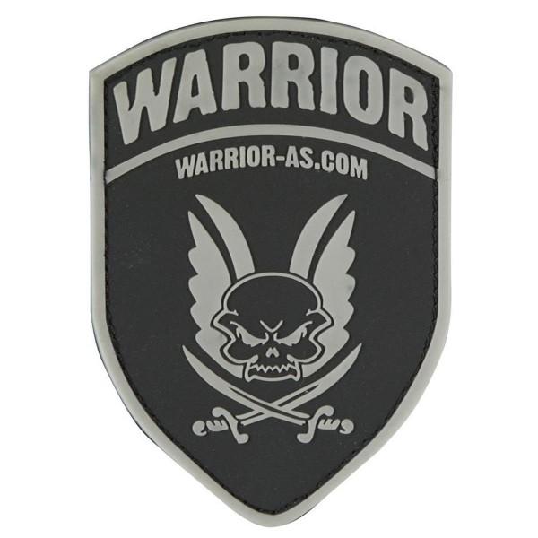 Warrior Assault Systems Rubber Patch Shield Logo - 7 x 10 x 0,4 cm