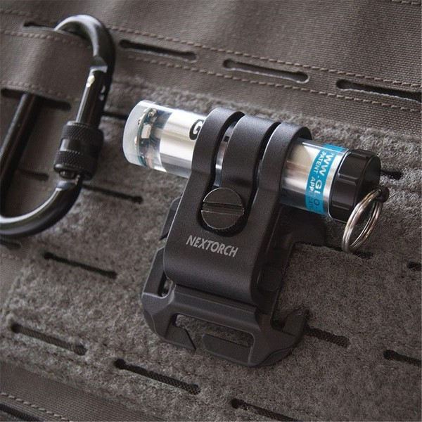 Nextorch Glo Toob Tactical Kit Halterung Molle
