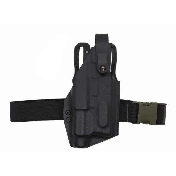 Holsterwerk Duty Tec Lvl.2 Holster Glock 17