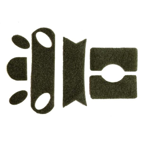 Helmpatches Klett Patch Set M9 für Gefechtshelm