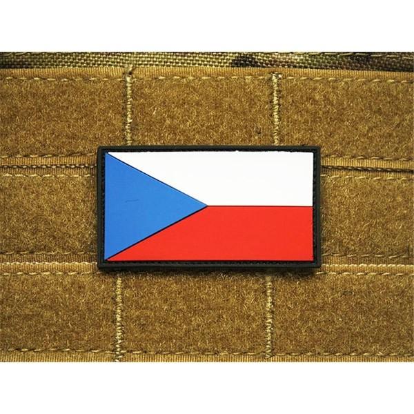 JTG - Czech Republic Flagge - 5,5 x 3 cm
