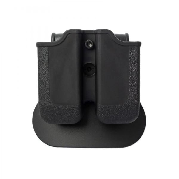 IMI Defense Double Magazine Pouch MP00 für Glock 17/19/22/23/25/26/27/31/32/33/34/35/37/38/39