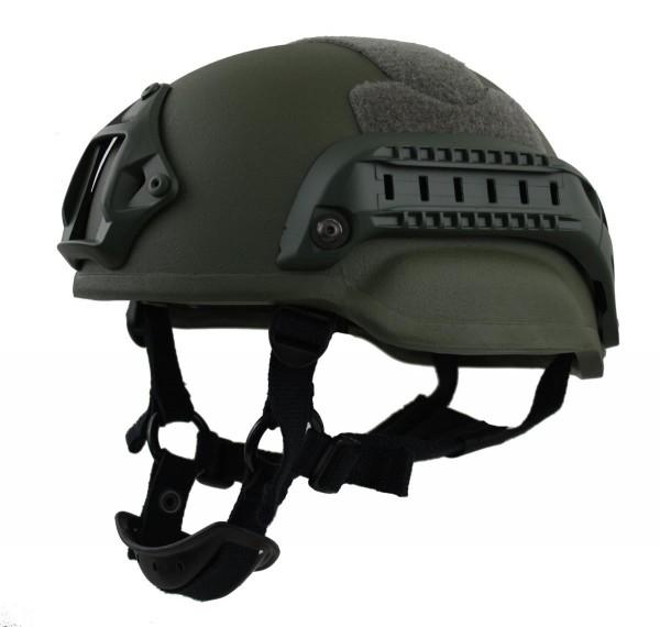 Komplettset Gefechtshelm Gunfighter Helmet KSK