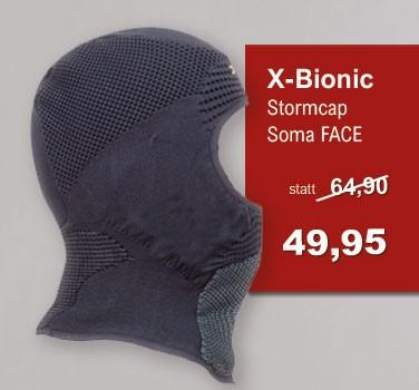 X-Bionic Sturmhaube Soma Face