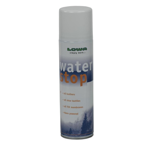 Lowa Water Stop Spray, Farbneutral