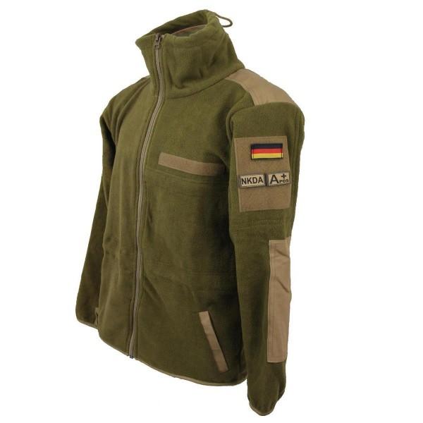Tactical Kommando Herren Fleecejacke