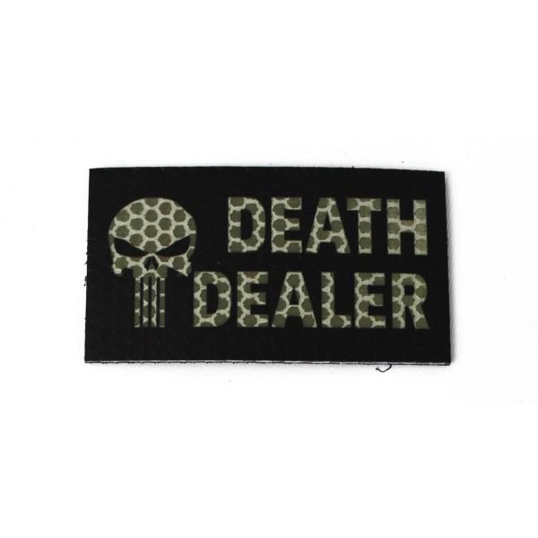 CID IR / Infrarot Patch Death Dealer Punisher - 9 x 5 cm