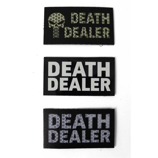 CID IR / Infrarot Patch Death Dealer - 9 x 5 cm