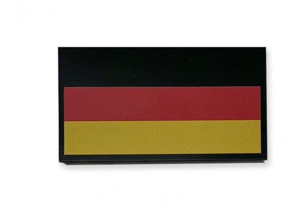 CID IR / Infrarot Patch Deutschland Flagge - 9 x 5 cm