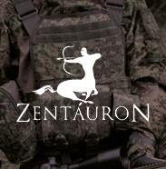 Logo von Zentauron