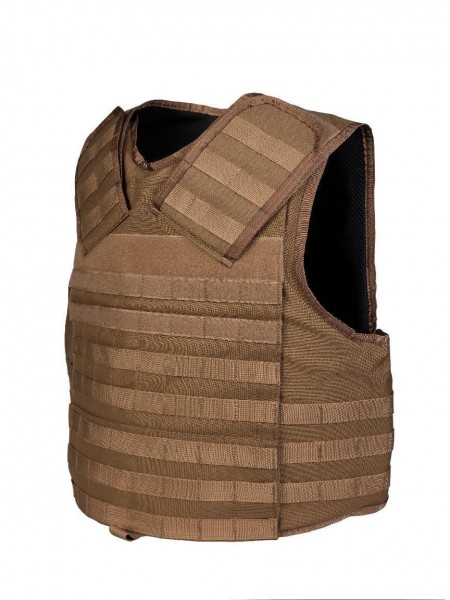 Schutzweste Tactical Operator Vest MOLLE