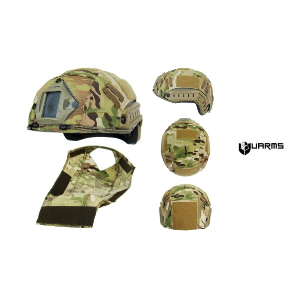 Uarms Helmbezug TCH-TORD Standard