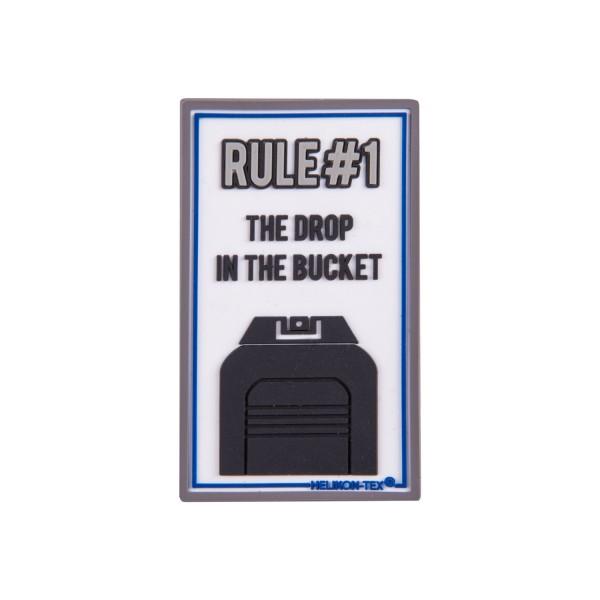 """Helikon Tex Rubberpatch """"Rule#1"""""""