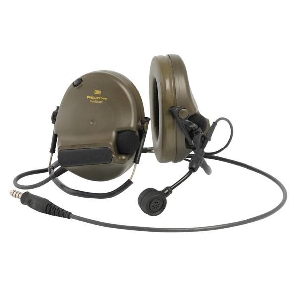 3M Peltor Comtac XPI Headset (Nackenbügel) mit MT73 Mikrofon