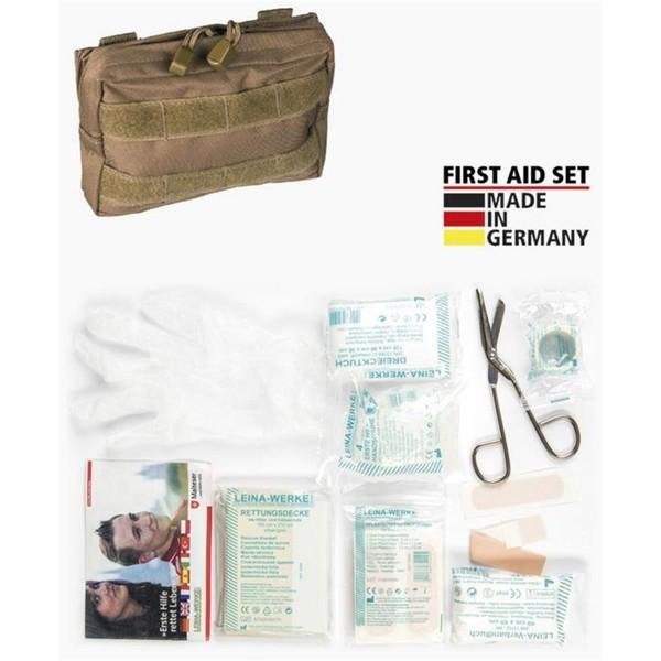 "MIL-TEC Erste Hilfe Set ""LEINA"" SM, 25-teilig"