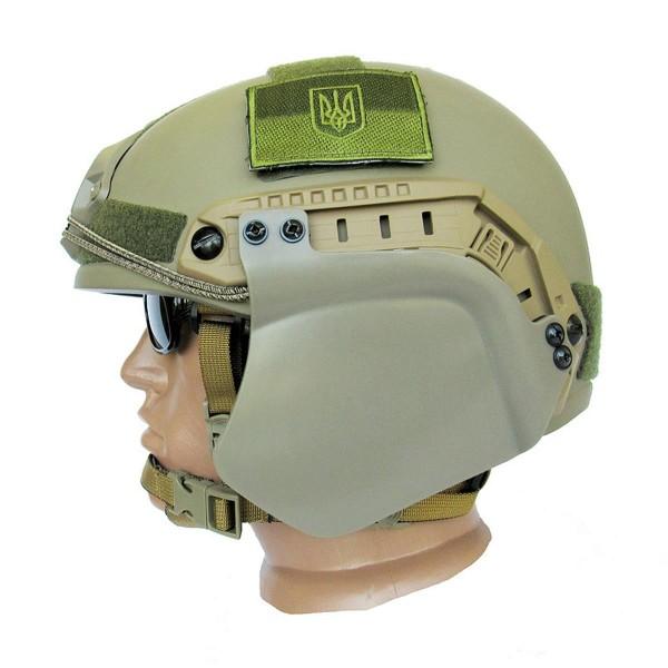 UaRms BSP-F Side Protection für Gefechtshelme