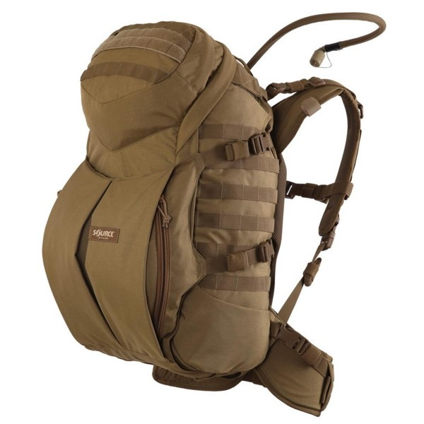 SOURCE Double D Hydration Cargo Pack