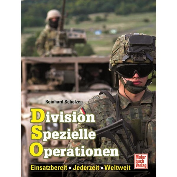 Division Spezielle Operationen - Einsatzbereit. Jederzeit. Weltweit