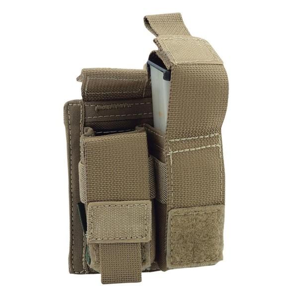 Warrior Assault Systems Double DA 9mm Pistol Pouch
