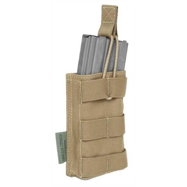 Warrior Assault Systems Single M4/AR15 Open Mag Pouch