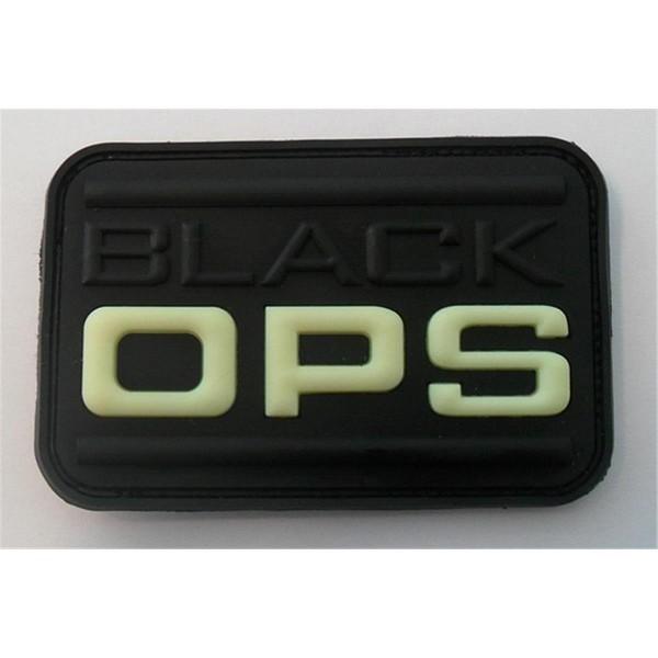 JTG - BlackOps Patch - 7 x 4,6 cm