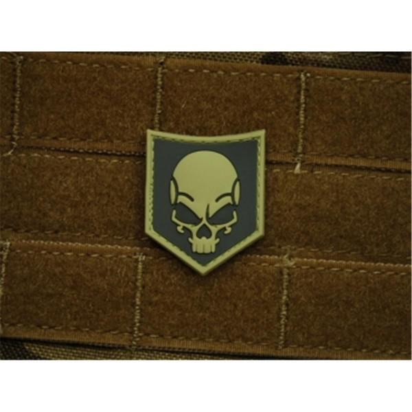 JTG - SOF Rebel Skull Patch