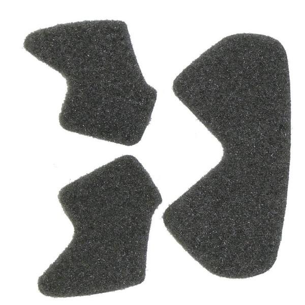 Helmpatches Flausch Set M7 für Gefechtshelm